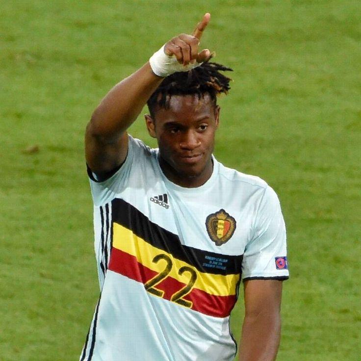 Michy Batshuayi underwent medical amid Chelsea link - Belgium boss
