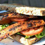 Smoky Maple Tofu Bacon - Brand New Vegan