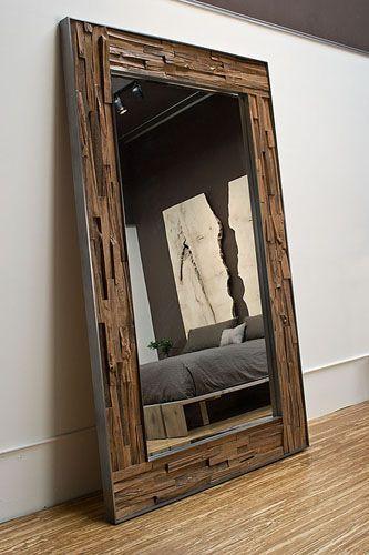 1000 Ideas About Floor Standing Mirror On Pinterest