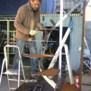 Fabrication Escalier Métallique