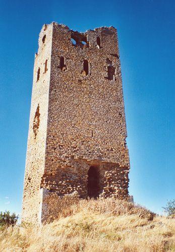 Castillo de luzás - huesca - españa