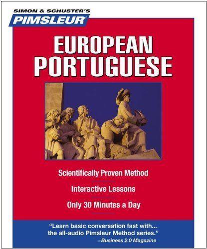 Amazon.com: Pimsleur European Portuguese (Compact ...