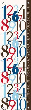 Modern Numbers Growth Chart