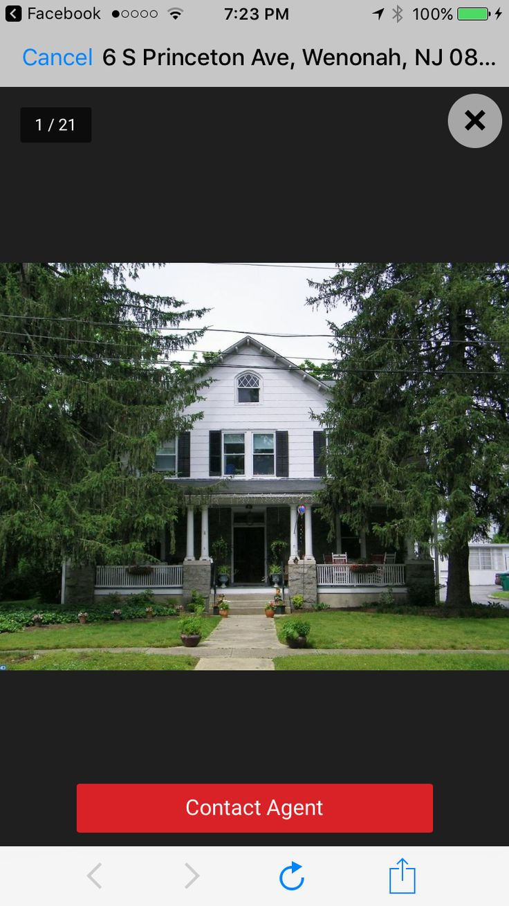 Awesome historic Victorian house/mansion I lived in #Wenonah #NJ 3-6-80-2003 haunted