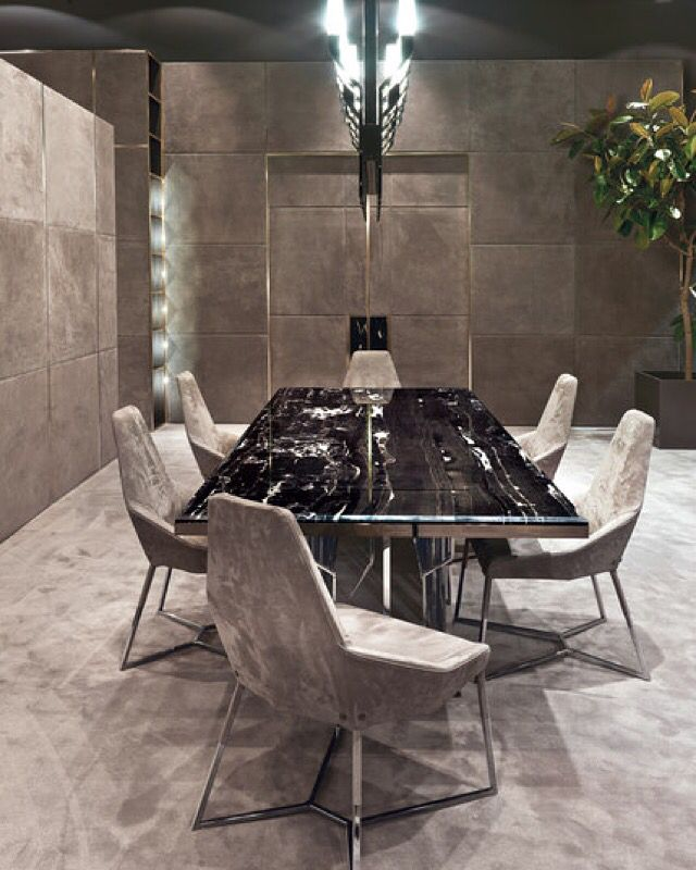 Luxury decoration by Longhi