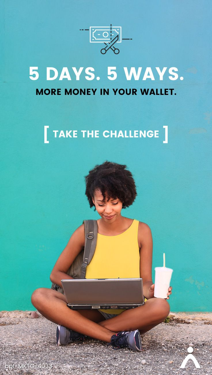 Bring more cash in from money that's already going out. Find out how, take the challenge!