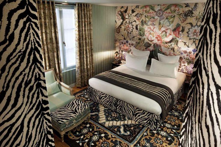 Дизайнерский отель в Париже, автор Кристиан Лакруа