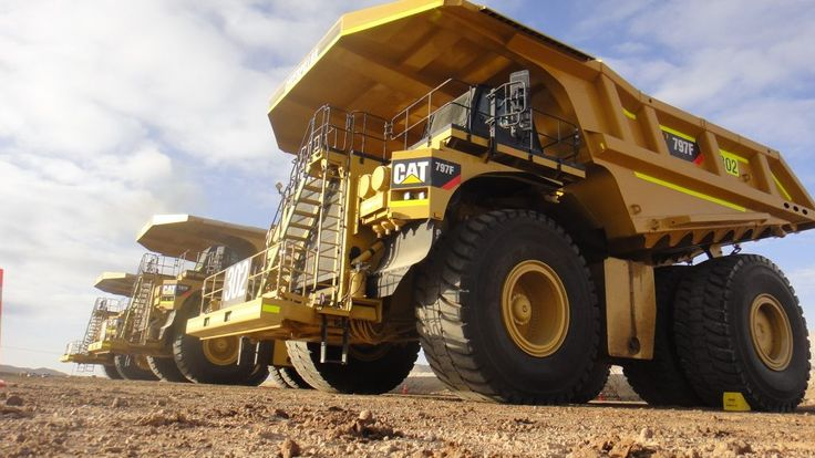 New Article: Inside Australia's Biggest Machines: Cat 797 Powertrain Haul Truck  (click the Visit button or the image above to get all the details!)