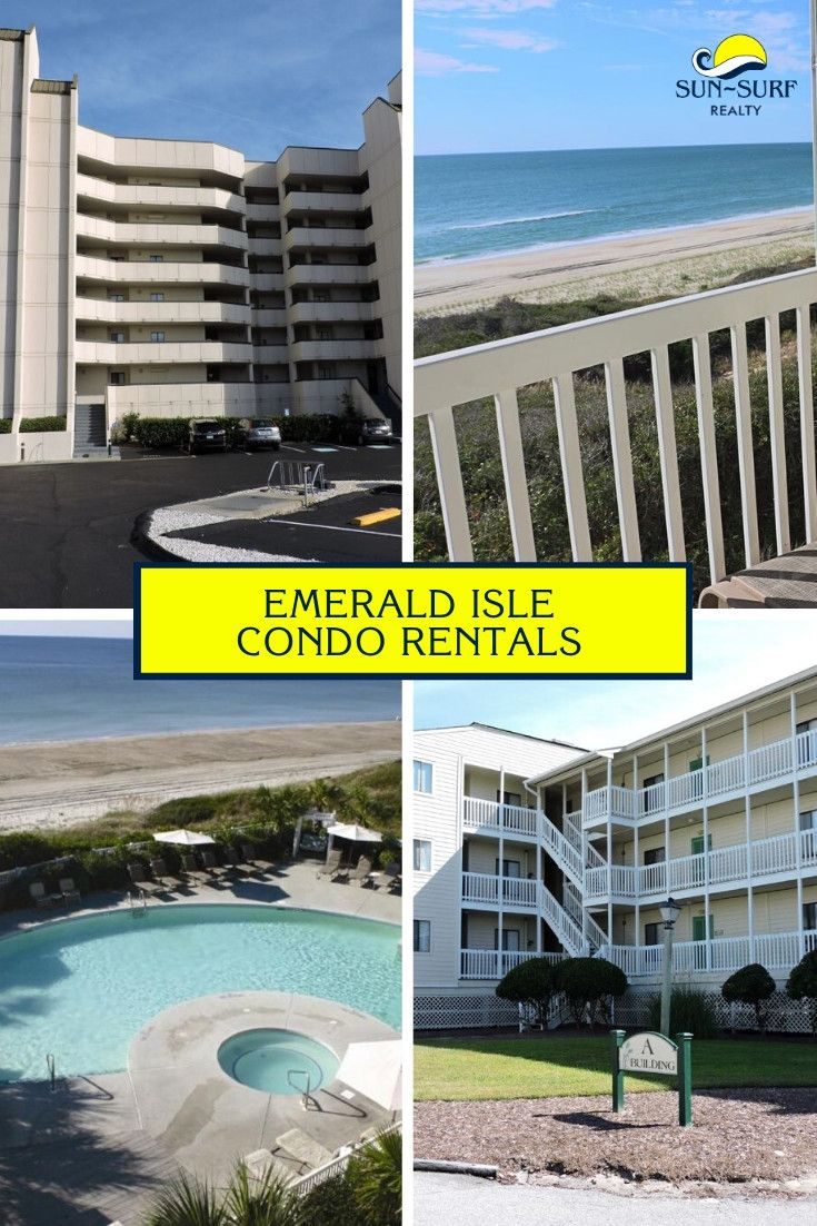 Pin On Sun Surf Realty Vacation Rentals