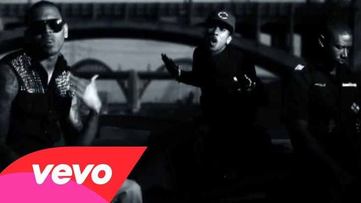 Chris Brown featuring Tyga & Kevin McCall - Deuces- Deuces in silhouette...<3
