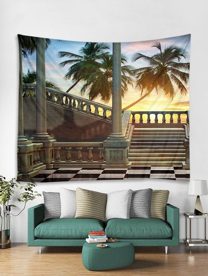 3d Wall Tapestry Design