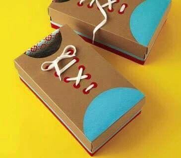 Leghiamo le scarpe