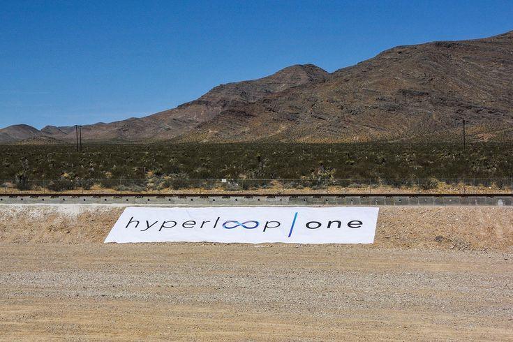 hyperloop dubai debut one event