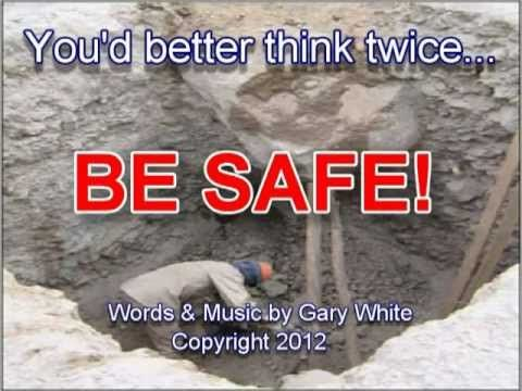 BE SAFE: A humorous Construction Safety Slideshow - YouTube