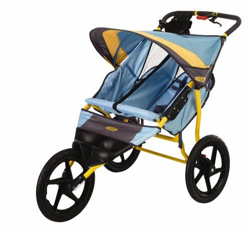 InStep Run Around 2 Double Jogging Stroller (Teal/Dijon)  http://buycheapfurnituresales.com/master-dining-7-piece-table-set-in-cherry-finish-coaster-co-special-discount-price-for-you-and-free-shipping