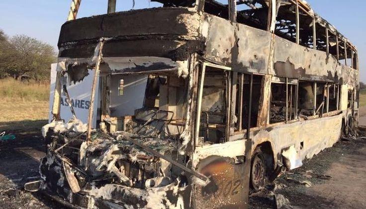 Tenía 26 años y murió en el incendio de un ómnibus: El colectivo había partido de Salta rumbo a Retiro, Buenos Aires. Cuando atravesaba…