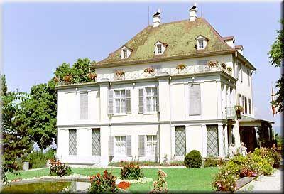 Arenenberg Castle in Salenstein (TG), Napoleon Museum