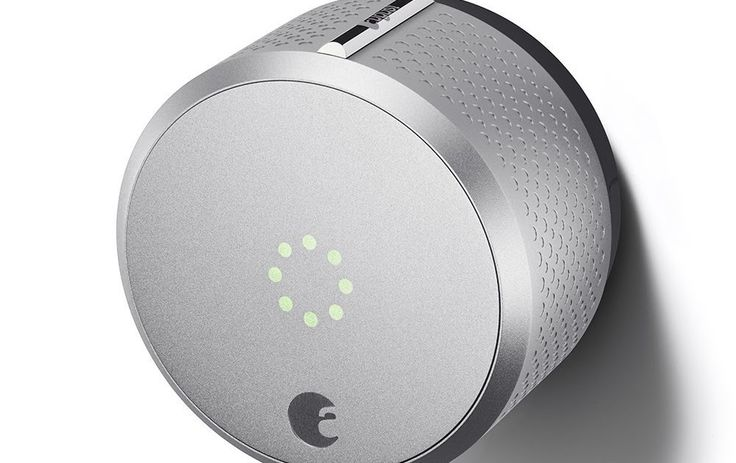 August Smart Lock HomeKit enabled     August Smart Lock  Your smartphone is now your key. Lock and unlock your door and keep track of who comes and goes  all from your iOS or Android smartphoneOr use your voice to ask Siri Amazon Alexa or the Google Assistant to lock your August Smart Lock.  Checkout athttp://clnk.in/eYCW and grab this highly important gadget For USA visitors checkout athttp://clnk.in/eYC2  You are the keymaster.  Never copy a key again. Create virtual keys for family and…