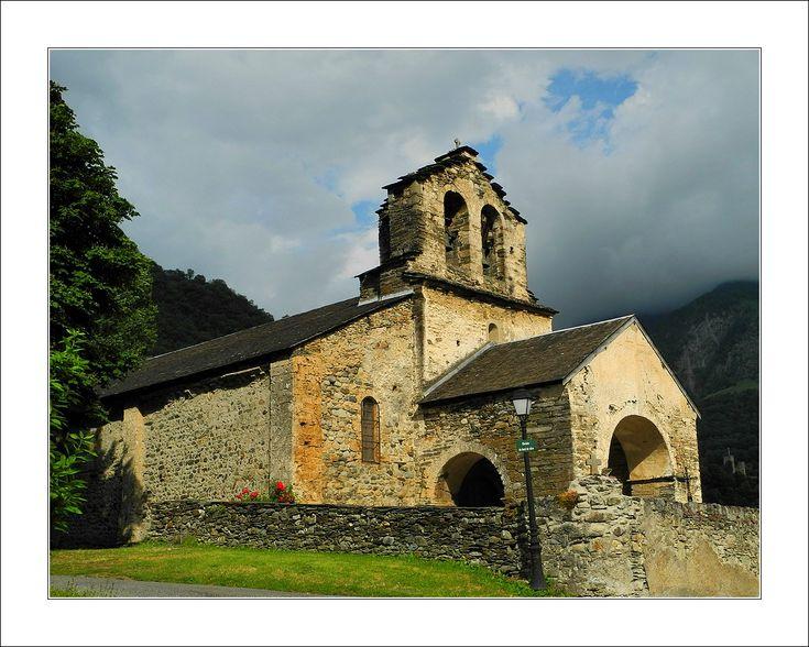 Eglise Saint Jean Baptiste Sere Esquieze Sere Midi Pyrenees Ganges Saint Jean France