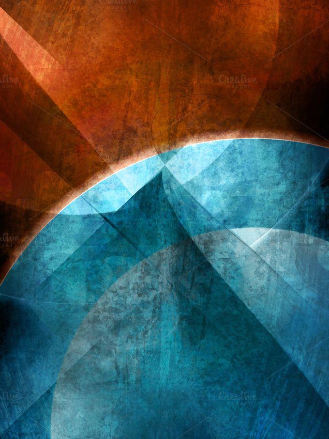 Grunge Digital Background Design by G.P.J. Media on @creativemarket