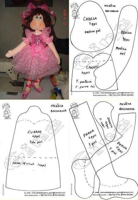 Make your own doll...