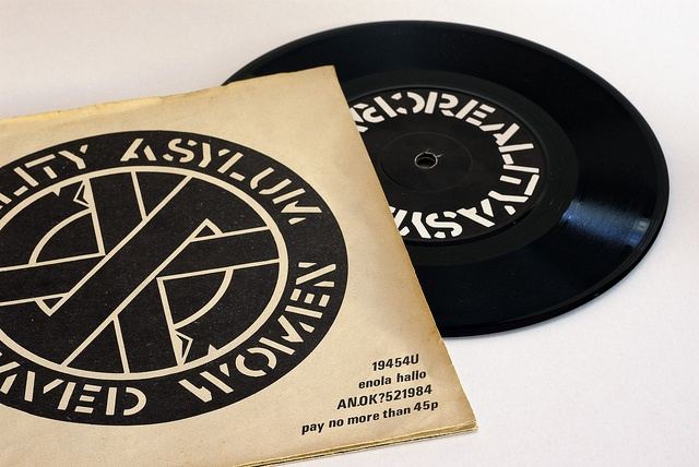 The Postpunk Legacy of Crass Records | Souciant