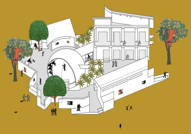 Thư viện ảnh của Firodiya Trung tâm Inspiration / Studio A dvaita - 30