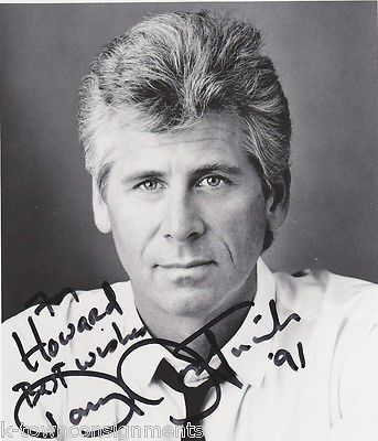 BARRY BOSTWICK ROCKY HORROR SHOW MOVIE ACTOR VINTAGE AUTOGRAPH SIGNED PHOTO