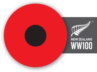 Centenary WWI New Zealand