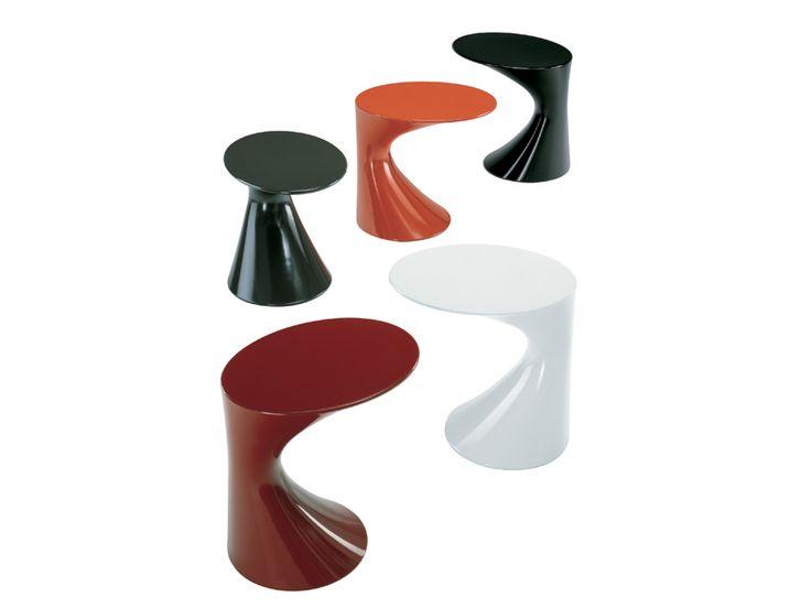 Polypropylene Coffee Table TOD By Zanotta | Design Todd Bracher