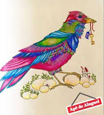 Resultado de imagem para desenhos pintados com lapis aquarelavel