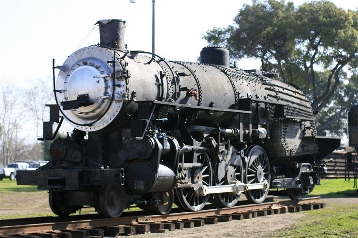 4-6-2 Mikado Class Locomotive built by Baldwin in 1923 for Southern Pacific.  Being restored by the California Trolley and Railroad Corp.