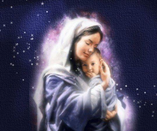 БЛОГ ПОЛЕЗНЫХ СОВЕТОВ: Благословение матери: как благословить ребенка