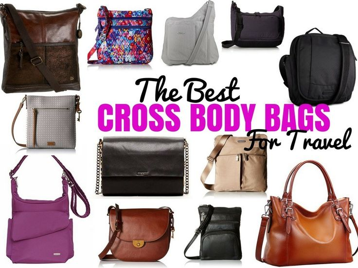 Travel requires many different things, including a cross body bag. We've reviewed the best cross body bags for travel for you.