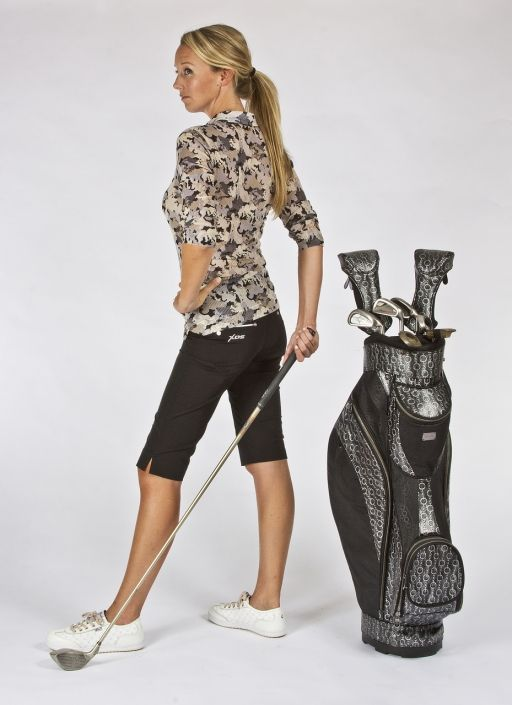 Victoria Knight Armor Cutler Sports Ladies Golf Cart Bag available at #lorisgolfshoppe