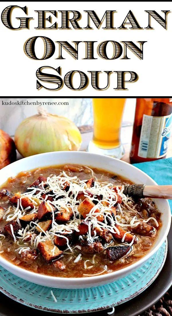 German Onion Soup