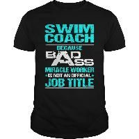 SWIM COACH-BADASS T3