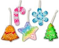 Cookie Cutter Melty Bead Ornaments