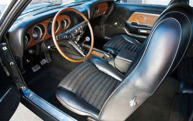 1969 ford mustang boss 429 classic car vintage interior fancy classy oldschool ford mustang behind the wheel pinterest cars - 1969 Ford Mustang Interior