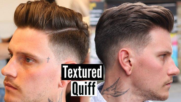 Mens Quiff Hairstyle & Haircut Tutorial - Mens Hair 2016