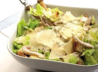 Denny Chef Blog: Insalata Caesar di pollo - chicken caesar salad