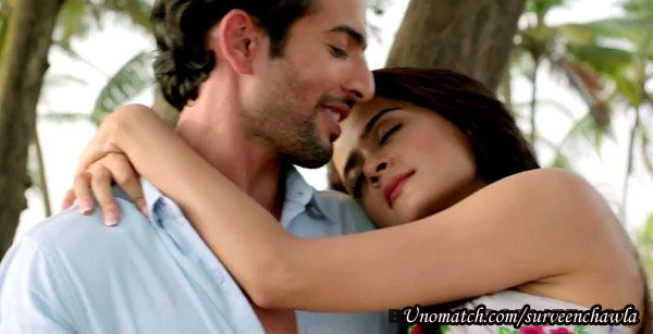 Hate Story 2 song Hai dil ye mera: Surveen Chawla and Jay Bhanushali's relive their intimate moments! Read More... http://www.unomatch.com/surveenchawla/  #surveenchawla #bollywood #celebrity #gossip