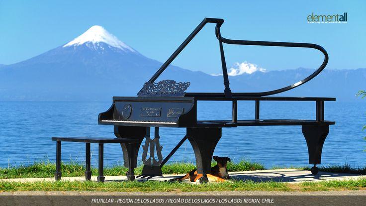 frutillar chile | Osorno volcano. Frutillar. Chile. | América elementall >> Image Bank