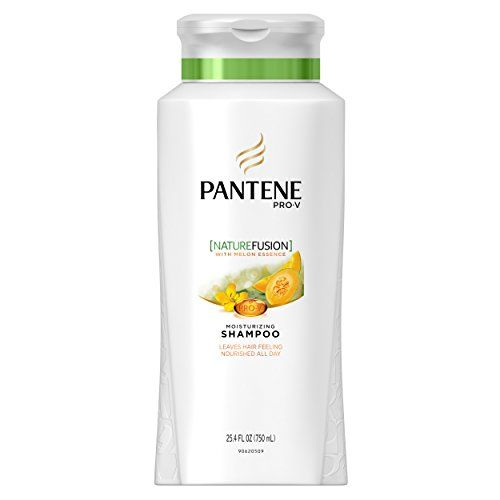 Pantene ProV Nature Fusion Moisturizing Shampoo with Melon Essence 254 fl oz -- Click image to review more details.(This is an Amazon affiliate link and I receive a commission for the sales)