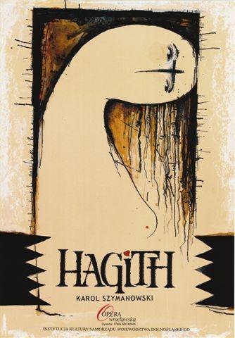 Hagith Hagith Kaja Ryszard Polish Poster