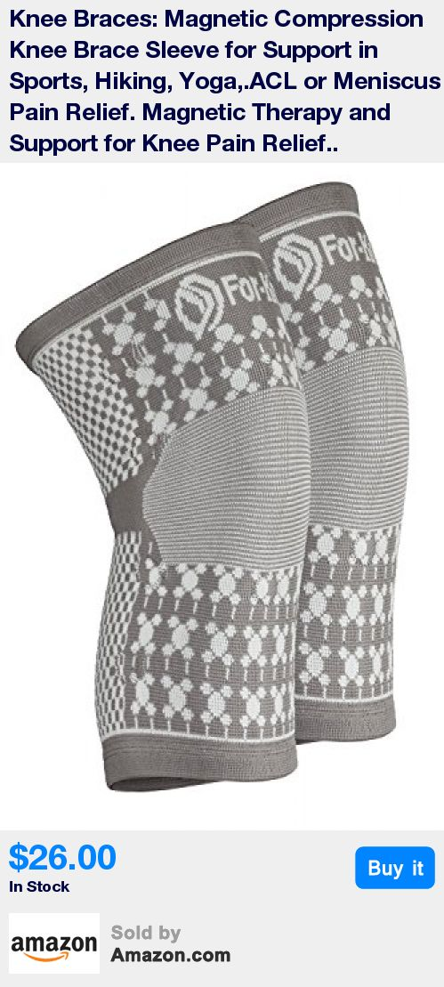 ✔COMFORT FIT FOR OPTIMAL PERFORMANCE: For-Knees compression knee brace. Made with breathable cotton, latex yarn and tourmaline fiber, our knee support sleeves offer great support * ✔MAGNETIC THERAPY: 13 1200 Gauss supermagnets stimulate circulation to draw iron rich blood cells deep into affected muscles and tissue, encourage pain relief and stimulate healing of sore joints & muscles. * ✔TOURMALINE ENHANCED WITH NANOTECHNOLOGY: This new technology stores your body heat, reflects back as far…