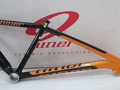 Niner ONE 9 Frame, Size Medium, Black / Tang, 29er 2013 brand new