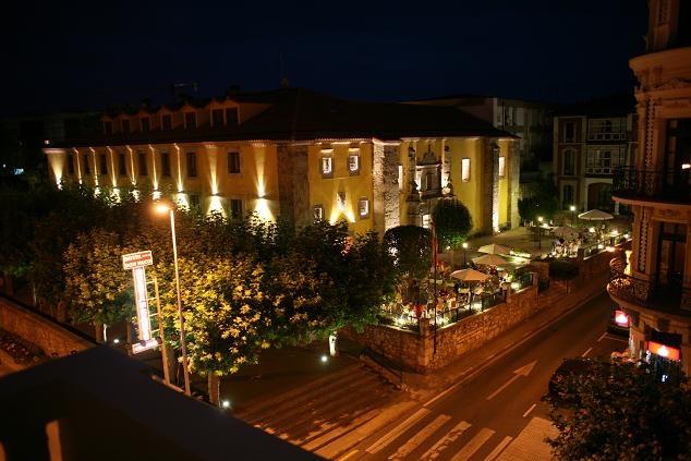 Hotel Don Paco #exterior #convento #llanes #asturias #peregrinos #caminodesantiago