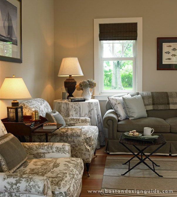 Susan Reddick Design Inc Provides Upscale Interior Services In New England And Greater Boston Area