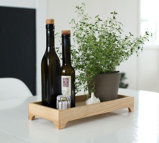 Freywood tray made of ash